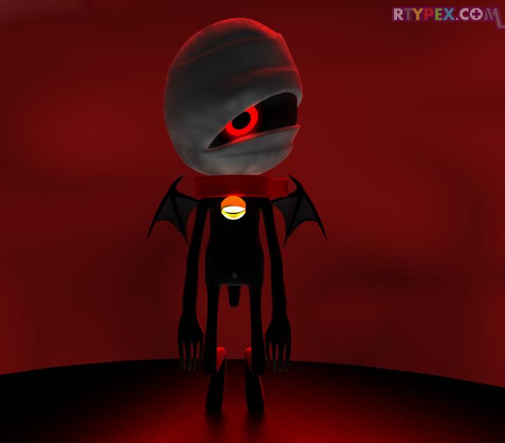 Shadow. Diseño de personaje