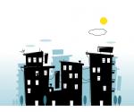 Siluette: edificios