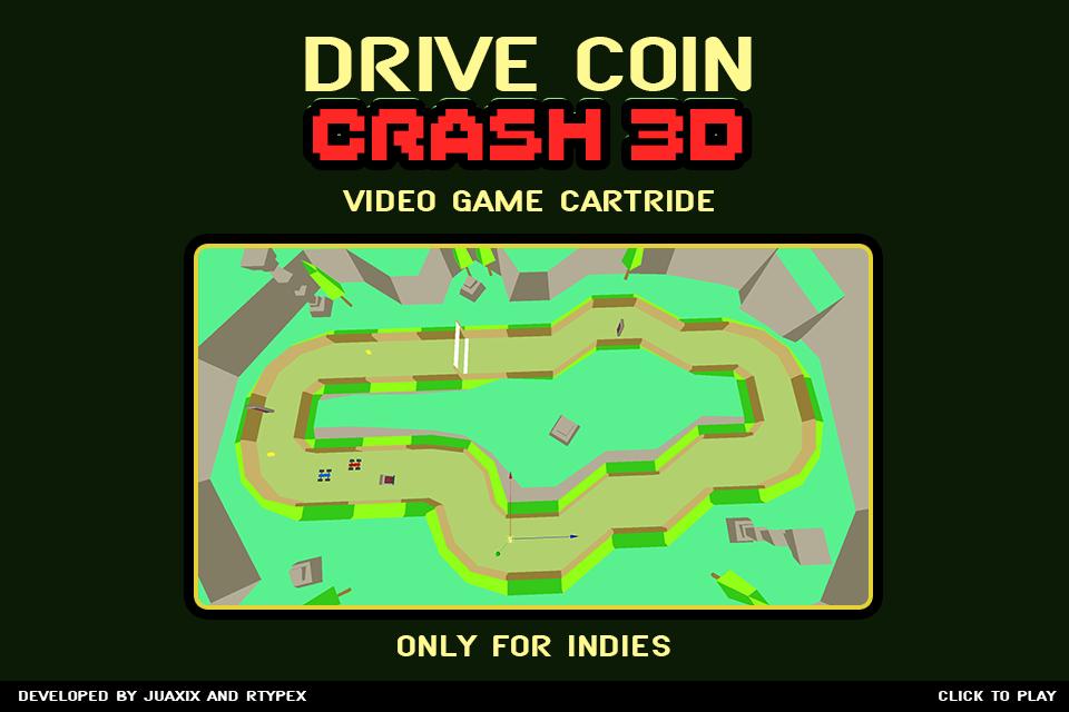Slash screen de juego para la Ludum Dare28