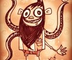 Octopus man